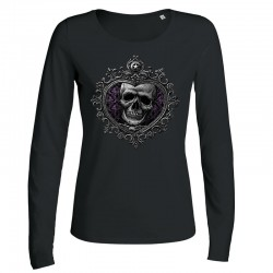 MIRROR »DEATH« ladies longsleeve