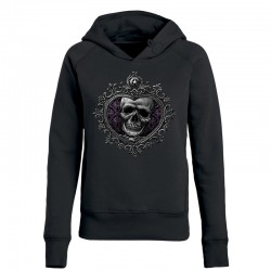 MIRROR »DEATH« ladies hoodie