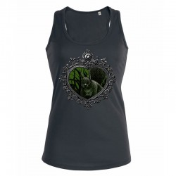 MIRROR »SQUIRREL« ladies tank top