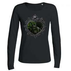 MIRROR »SQUIRREL« ladies longsleeve