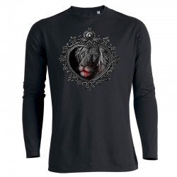 MIRROR »LION« men's longsleeve
