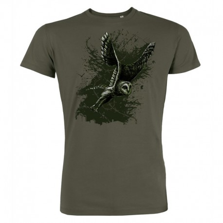 SOKO »OWL« men's t-shirt