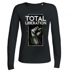 TOTAL LIBERATION ladies longsleeve