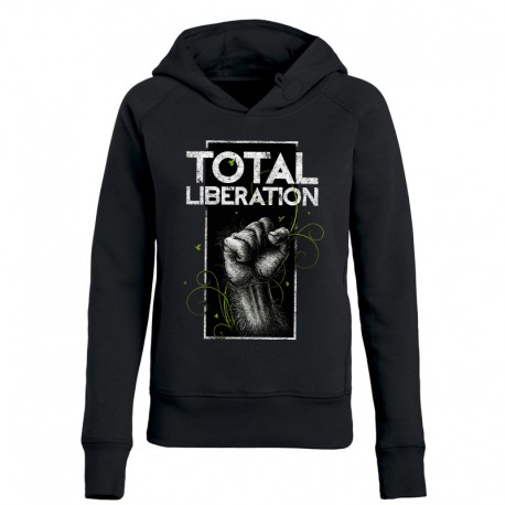 TOTAL LIBERATION ladies hoodie
