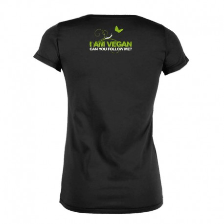 CAN YOU FOLLOW ME? ladies t-shirt