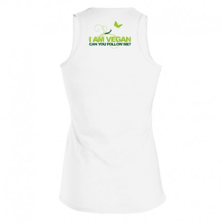 CAN YOU FOLLOW ME? ladies tank top