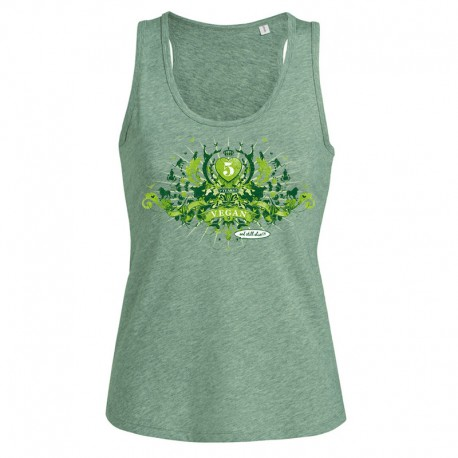 ...AND STILL ALIVE!?! ladies tank top