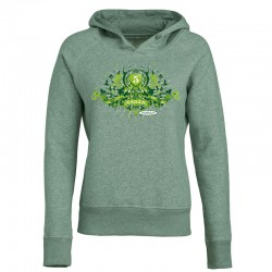 ...AND STILL ALIVE!?! ladies hoodie
