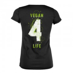 VEGAN 4 LIFE ladies t-shirt