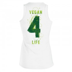 VEGAN 4 LIFE ladies tank top