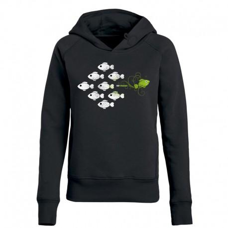 VEGANS DARE ladies hoodie