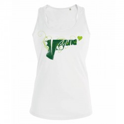 VEGUN ladies tank top