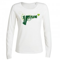 VEGUN ladies longsleeve