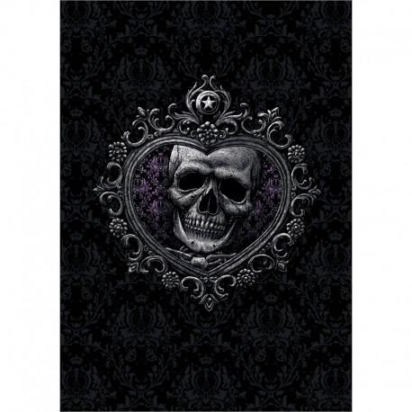 """""""MIRROR »DEATH« poster                                                 """""""
