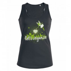 LET'Z VEGANIZE ladies tank top