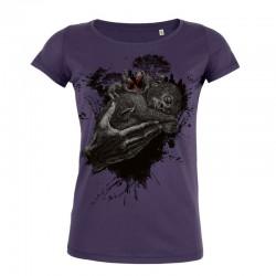 GORILLABABY ladies t-shirt