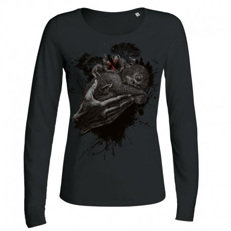 GORILLABABY ladies longsleeve