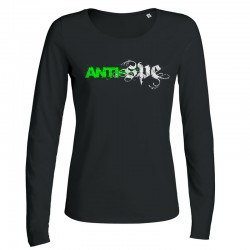 ANTI SPE ladies longsleeve