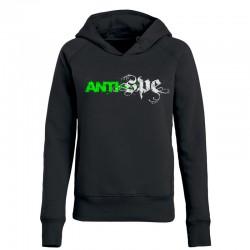 ANTI SPE ladies hoodie