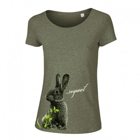 ...RESPECT ladies t-shirt
