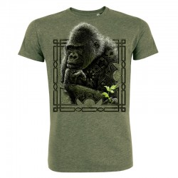 ...TO THINK men's t-shirt