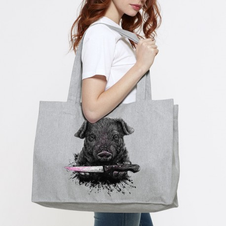 CALIMANESTI shopping bag