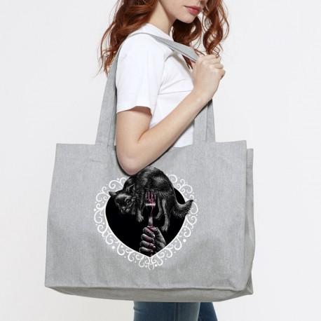 CARNISM shopping bag