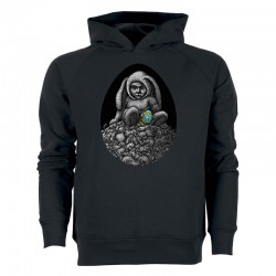 DAY-OLD CHICK men's hoodie