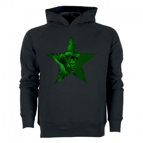 GREAT APE men's hoodie