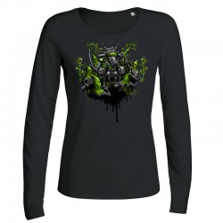 KILLING ME SOFTLY ladies longsleeve