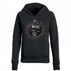 MIRROR »DEATH« ladies hoodie