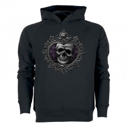MIRROR »DEATH« men's hoodie