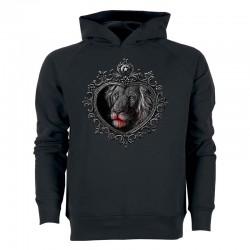 MIRROR »LION« men's hoodie
