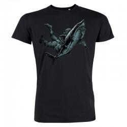 SHARK ATTACK men's t-shirt