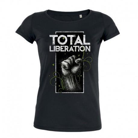 TOTAL LIBERATION ladies t-shirt
