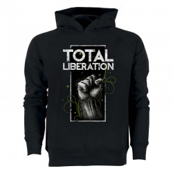 TOTAL LIBERATION men's hoodie