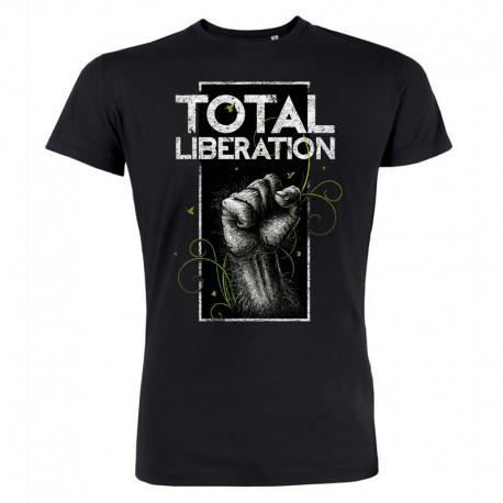 TOTAL LIBERATION men's t-shirt