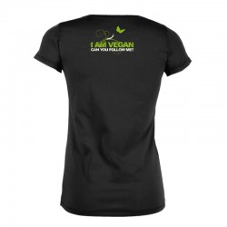 CAN YOU FOLLOW ME? ladies t-shirt