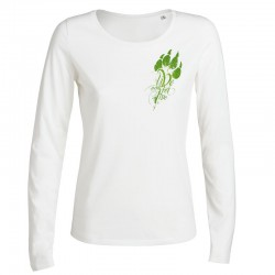 LIVE AND LET LIVE ladies longsleeve