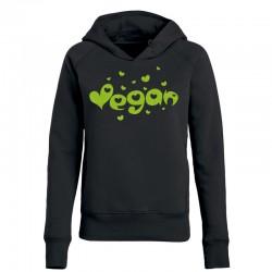 LOVEGAN ladies hoodie