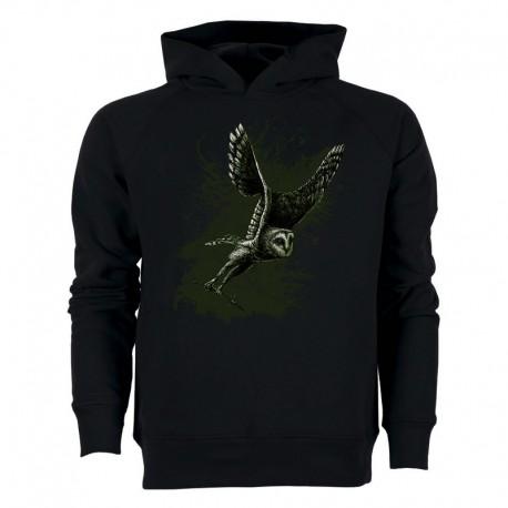 SOKO »OWL« men's hoodie