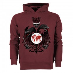 DOMINION men's hoodie