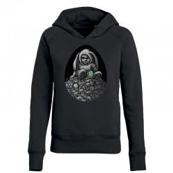 DAY-OLD CHICK ladies hoodie
